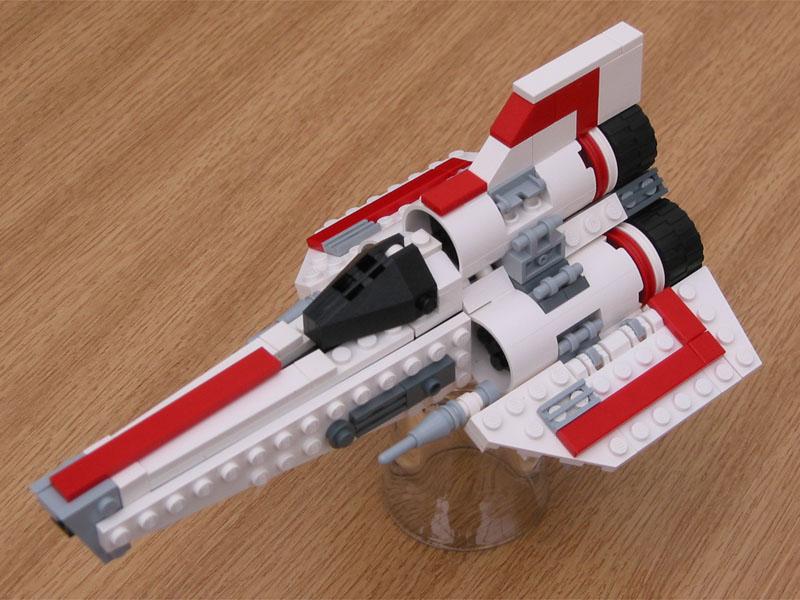 Naughty Nathan Blog Archive Lego Viper Battlestar Galactica