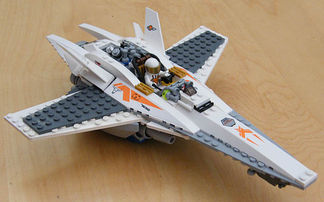 Naughty Nathan Blog Archive Lego Spaceship
